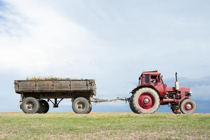 Kuba Traktor